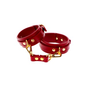 Ankle Cuffs Red