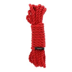 Bondage Rope 5 meter 7 mm Red