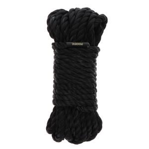 Bondage Rope 10 meter 7 mm Black