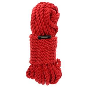 Bondage Rope 10 meter 7 mm Red