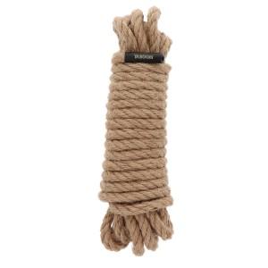 Hemp Rope 5 Meter 7 mm Nude