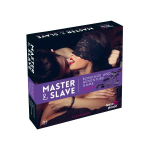 Master Slave 3 in 10 languages Purple