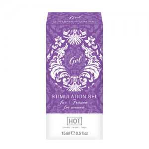 HOT O-Stimulation Gel For Women