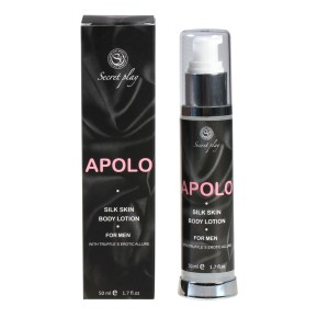 Apolo Silk Skin Body Lotion Pheromones