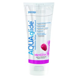 Aquaglide 100ml Raspberry
