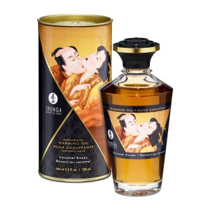 Aphrodisiac Warming Oil 100ml Caramel Fudge