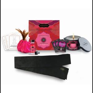 Kama Sutra - Treasure Trove Gift Set Aardbei