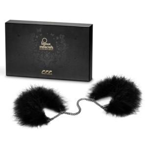 Bijoux Indiscrets - Za Za Zu Veren Handboeien Zwart