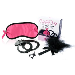 LoversPremium - Tickle Me Gift Set Roze