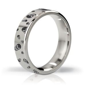 Mystim - His Ringness Duke Polished & Engraved 51mm