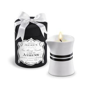 Petits Joujoux - Massagekaars Athens 190 gram