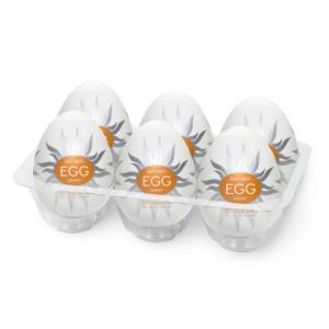 Tenga - Egg Shiny (6 Stuks)