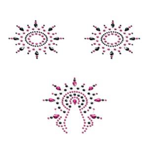 Petits Joujoux - Gloria Set Zwart & Roze