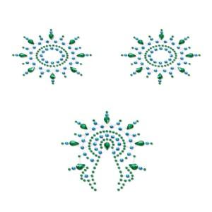 Petits Joujoux - Gloria Set Turquoise & Groen