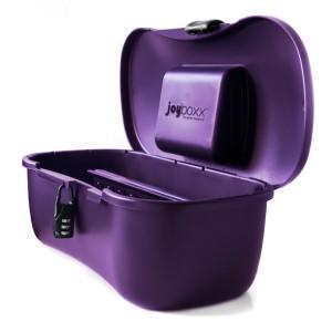 Joyboxx - Hygienisch Opbergsysteem Paars