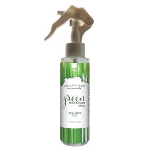 Intimate Earth - Groene Thee Toycleaner Spray 125 ml