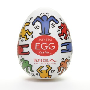 Tenga - Keith Haring Egg Dance (1 Stuk)