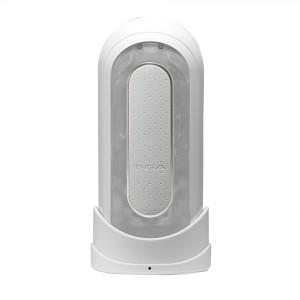 Tenga - Flip Zero 0 Elektronische Vibratie Wit