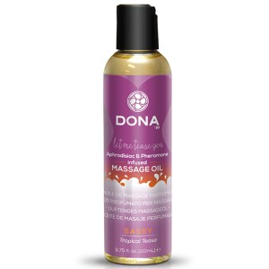 Dona - Scented Massage Olie Tropical Tease 110 ml
