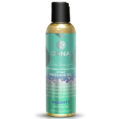 Dona - Scented Massage Olie Sinful Spring 110 ml