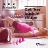 FeelzToys - FemmeFit Bekkenbodemspier Training Set 6 st.