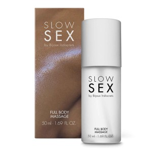 Bijoux Indiscrets - Slow Sex Full Body Massage