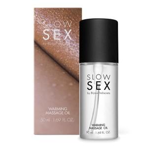 Bijoux Indiscrets - Slow Sex Warming Massage Olie