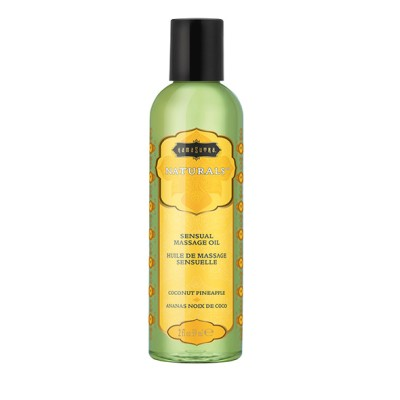 Kama Sutra - Naturals Massage Olie Kokosnoot Ananas 59 ml