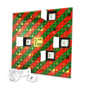 Erotische Advent Kalendar (NL-DE-EN-FR-ES-IT-PL-RU-SE-NO)