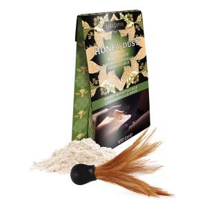 Kama Sutra - Honey Dust Lichaamspoeder Kamperfoelie 28 gram
