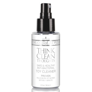 Sensuva - Think Clean Thoughts Antibacteriele Speeltjes Reiniger 59 ml