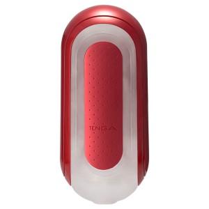 Tenga - Flip Zero 0 Red and Flip Warmer Set