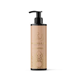 BodyGliss - Massage Collection Silky Soft Olie Aardbei & Champagne 150 ml