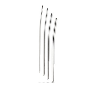 Dilator Set 4 Stuks - 4 - 7 mm