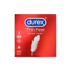 Durex Thin Feel Extra Dun - 3 St.